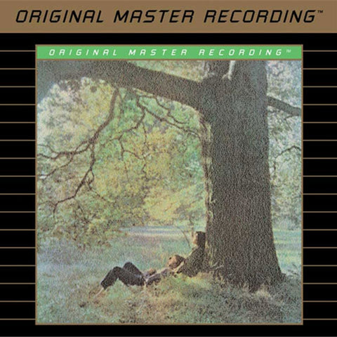 John Lennon - Plastic Ono Band on Numbered Limited-Edition 24K Gold CD from Mobile Fidelity - direct audio
