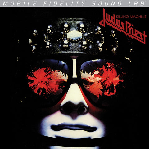 Judas Priest - Killing Machine on Numbered Limited Edition LP from Mobile Fidelity Silver Label - direct audio