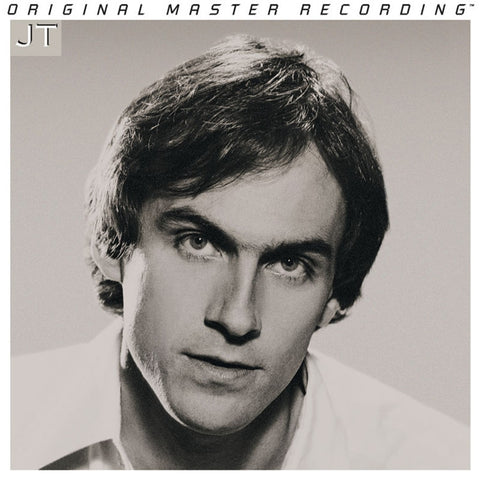 James Taylor - JT on Numbered Limited Edition 180g LP from Mobile Fidelity - direct audio