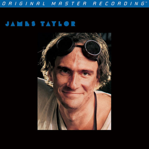James Taylor - Dad Loves His Work on Numbered Limited Edition 180g LP from Mobile Fidelity - direct audio