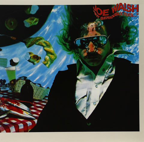 Joe Walsh - But Seriously Folks on Limited Edition 180g LP - direct audio