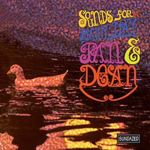 Jan And Dean - Save For A Rainy Day on Limited Edition 180g LP - direct audio - 1