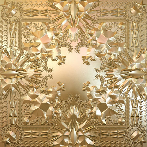 Jay-Z And Kanye West Watch The Throne on 2LP (Awaiting Repress) - direct audio