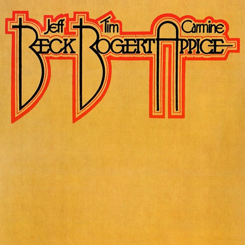Jeff Beck - Beck, Bogert And Appice Limited Edition 180g LP (Awaiting Repress) - direct audio