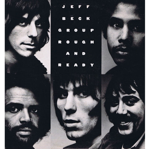 Jeff Beck Group - Rough And Ready 180g Import Vinyl LP - direct audio