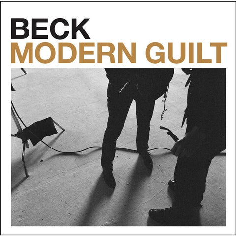 Beck - Modern Guilt Import LP - direct audio