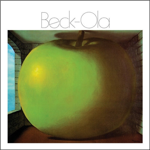 Jeff Beck - Beck-Ola on LP - direct audio
