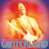 Jimi Hendrix - Winterland on 180g 8LP Deluxe Box Set - direct audio - 1