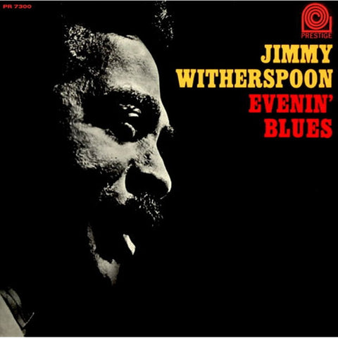 Jimmy Witherspoon - Evenin' Blues on Hybrid SACD TBA - direct audio