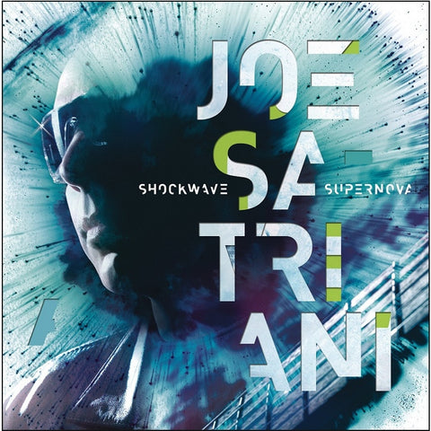 Joe Satriani - Shockwave Supernova on 180g 2LP - direct audio