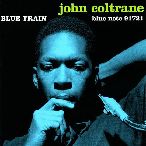 John Coltrane - Blue Train on Hybrid Stereo SACD - direct audio