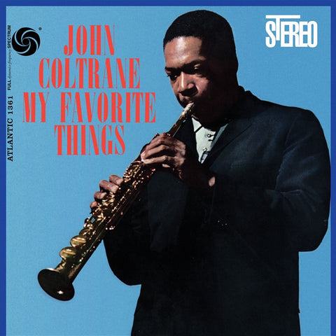 John Coltrane - My Favorite Things on Hybrid SACD - direct audio