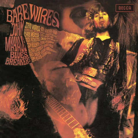 John Mayall And The Bluesbreakers - Bare Wires on Limited Edition 180g Import Vinyl LP - direct audio