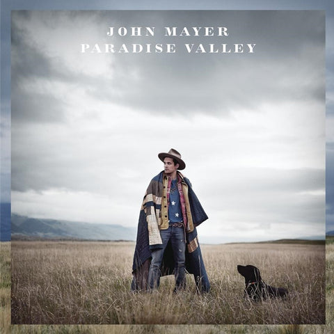 John Mayer - Paradise Valley 180g Vinyl LP + CD - direct audio