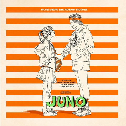 Juno: Original Motion Picture Soundtrack Vinyl LP (Out Of Stock) Pre-order - direct audio