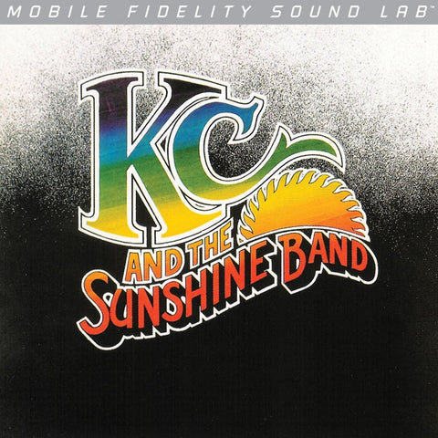KC and the Sunshine Band - KC and the Sunshine Band on Numbered Limited Edition LP from Mobile Fidelity Silver Label (Awaiting Repress) - direct audio