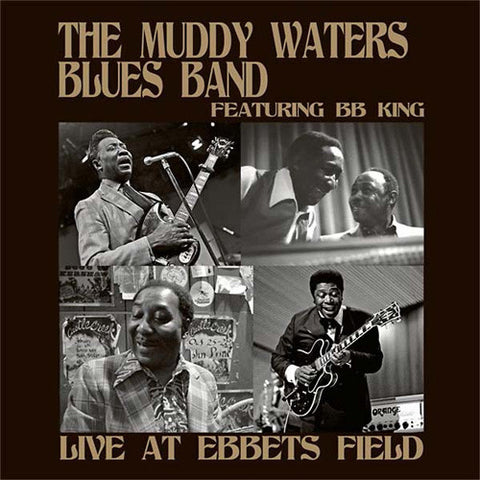 Muddy Waters Blues Band - Featuring BB King - Live at Ebbets Field 180g LP - direct audio