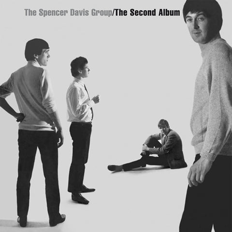 The Spencer Davis Group - The Second Album Colored 180g Import Vinyl LP - direct audio