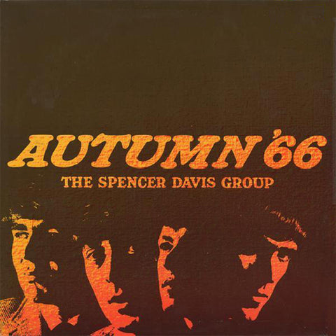 The Spencer Davis Group - Autumn '66 Colored Import Vinyl LP + Bonus Tracks - direct audio