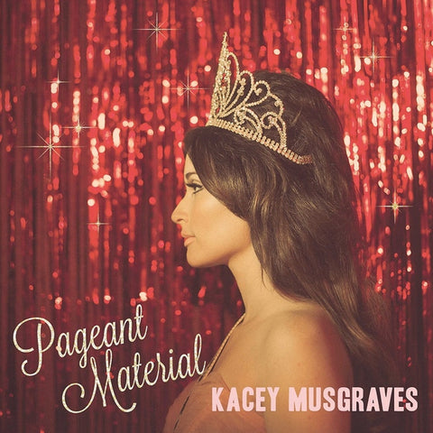 Kacey Musgraves - Pageant Material on Colored LP - direct audio
