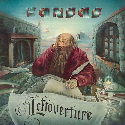 Kansas - Leftoverture Limited Edition 180g LP - direct audio