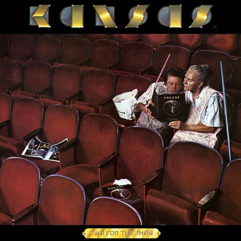 Kansas - Two For The Show Limited Edition 180g 2LP - direct audio