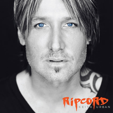 Keith Urban - Ripcord on CD - direct audio