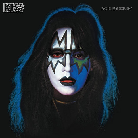 Kiss - Ace Frehley on 180g LP - direct audio