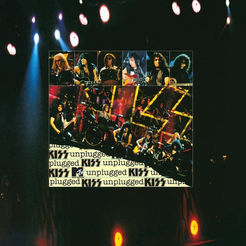 Kiss - MTV Unplugged on 180g 2LP - direct audio