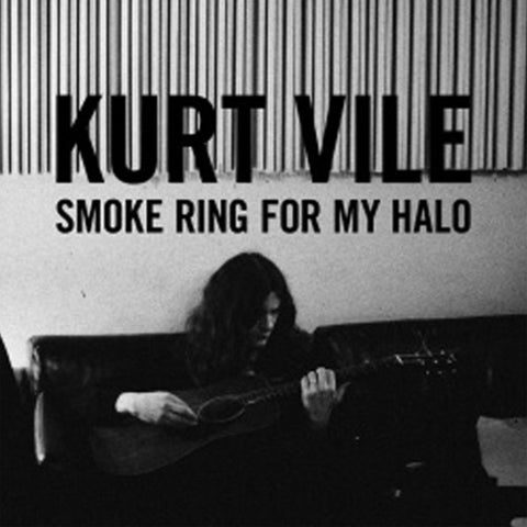 Kurt Vile - Smoke Ring For My Halo Vinyl LP - direct audio