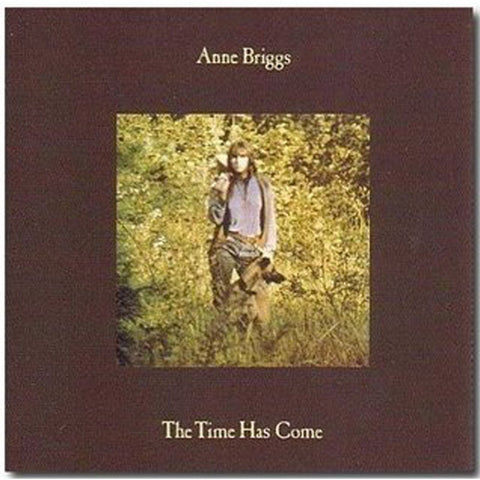Anne Griggs - The Time Has Come 180g Vinyl LP (Awaiting Repress) - direct audio