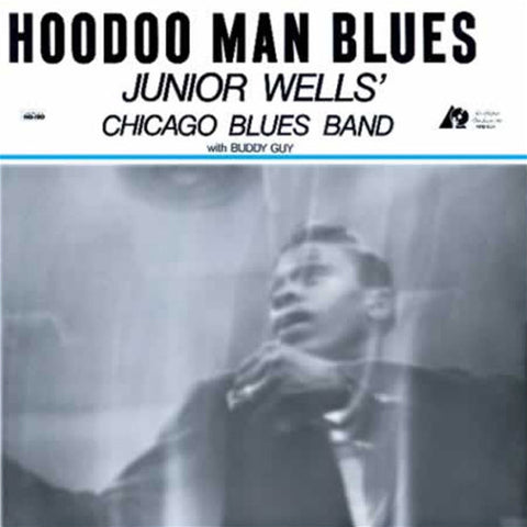 Junior Wells - Hoodoo Man Blues on Vinyl LP - direct audio