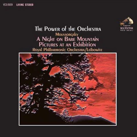 The Power Of The Orchestra - Liebowitz - Royal Philharmonic Orchestra Hybrid SACD - direct audio