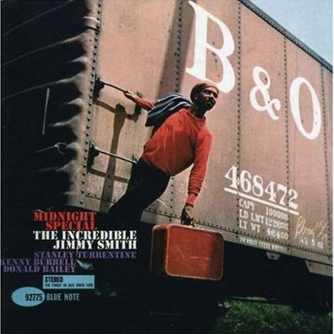 Jimmy Smith - Midnight Special on Hybrid SACD - direct audio