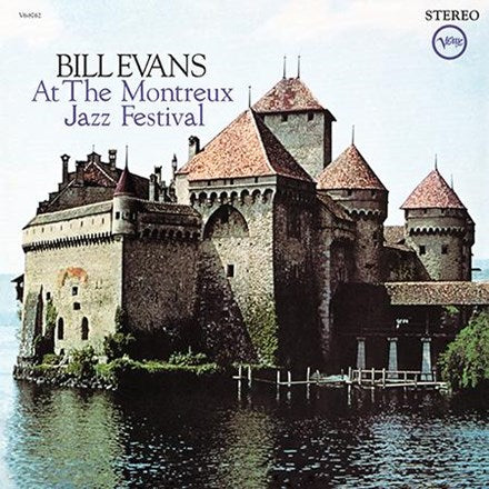 Bill Evans - At The Montreux Jazz Festival 200g Vinyl LP - direct audio