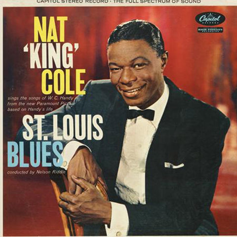 Nat King Cole - St. Louis Blues on 180g 45RPM 2LP Set (Awaiting Repress) - direct audio