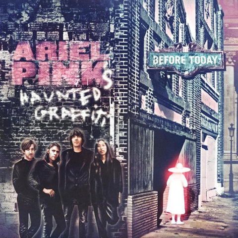 Ariel Pink's - Haunted Graffiti Before Today On Vinyl LP - direct audio