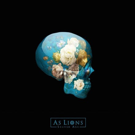 As Lions - Selfish Age Vinyl LP - direct audio