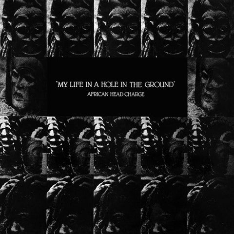 African Head Charge - My Life In A Hole In The Ground on LP + Download - direct audio