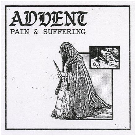 Advent - Pain and Suffering Vinyl LP - direct audio