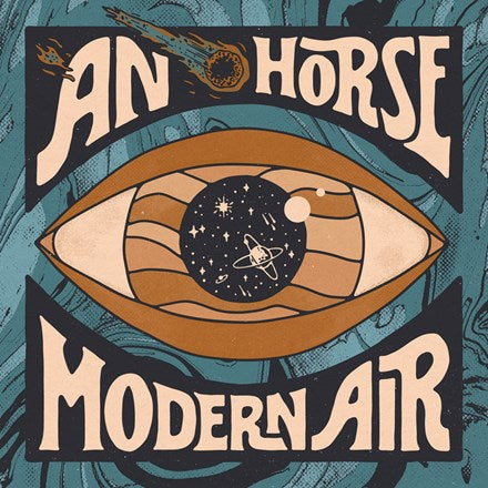An Horse - Modern Air Vinyl LP - direct audio