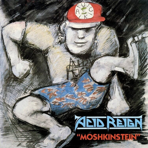 Acid Reign - Moshkinstein Vinyl LP (Out Of Stock) Pre-order - direct audio