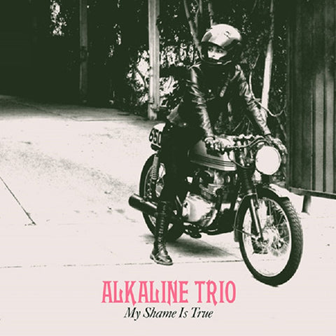Alkaline Trio - My Shame Is True on LP + CD - direct audio