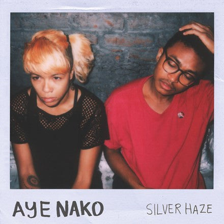 Aye Nako - Silver Haze Vinyl LP - direct audio