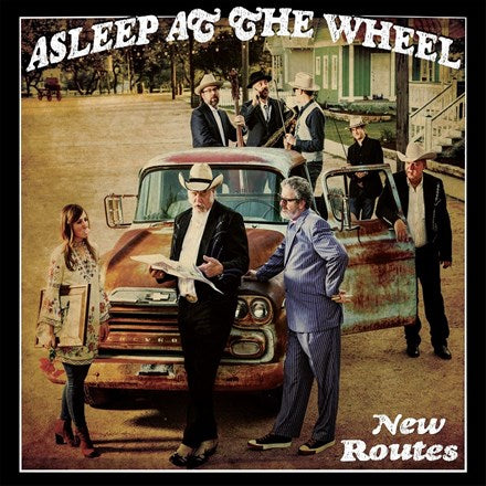 Asleep at the Wheel - New Routes Vinyl LP