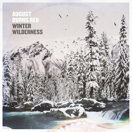 "August Burns Red - Winter Wilderness 10"" Vinyl EP"