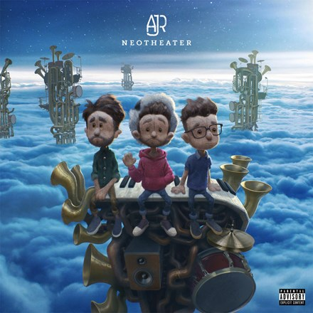 AJR - Neotheater Vinyl LP (Indie Exclusive) - direct audio