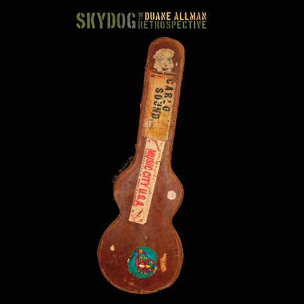 Duane Allman - Skydog: The Duane Allman Retrospective Limited Edition 180g Vinyl 14LP Box Set - direct audio