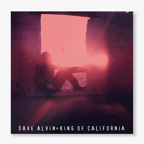 Dave Alvin - King of California: 25th Anniversary Vinyl 2LP - direct audio