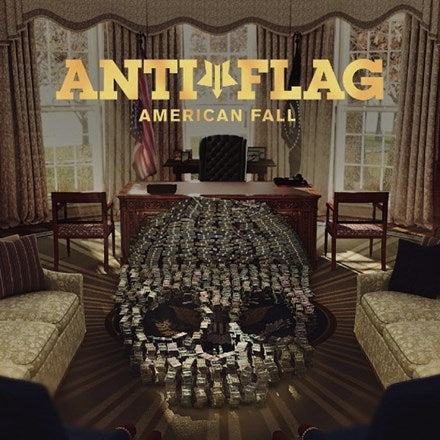 Anti-Flag - American Fall Colored Vinyl LP - direct audio